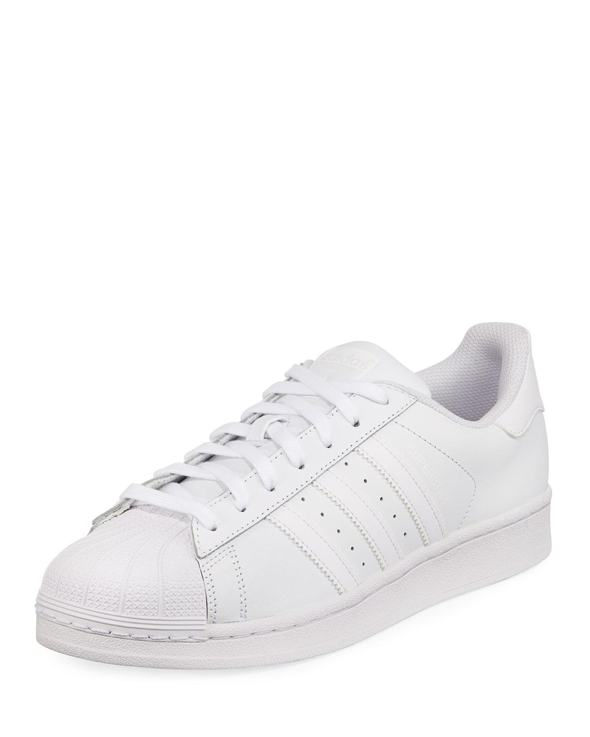 390a1e7961 adidas. White Unisex Adults  Superstar Sneakers.  109 From Neiman Marcus