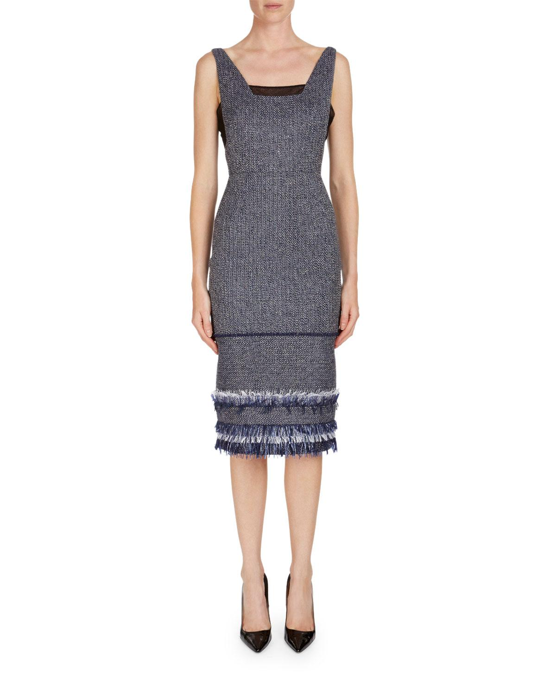 Riseley tweed dress Roland Mouret MIRsoef