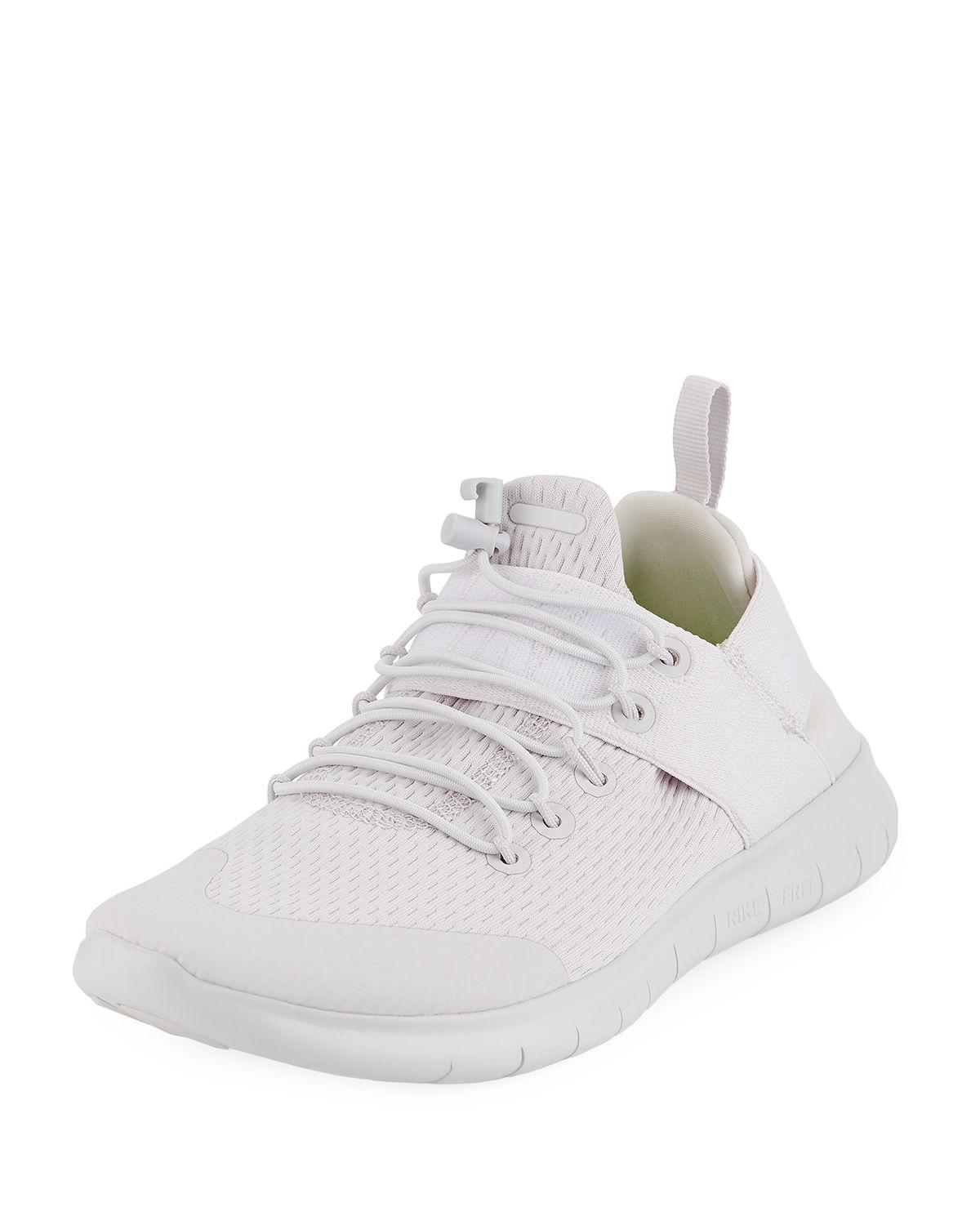 a5aacafa2d0 Lyst - Nike Free Run Commuter Sneakers in White for Men