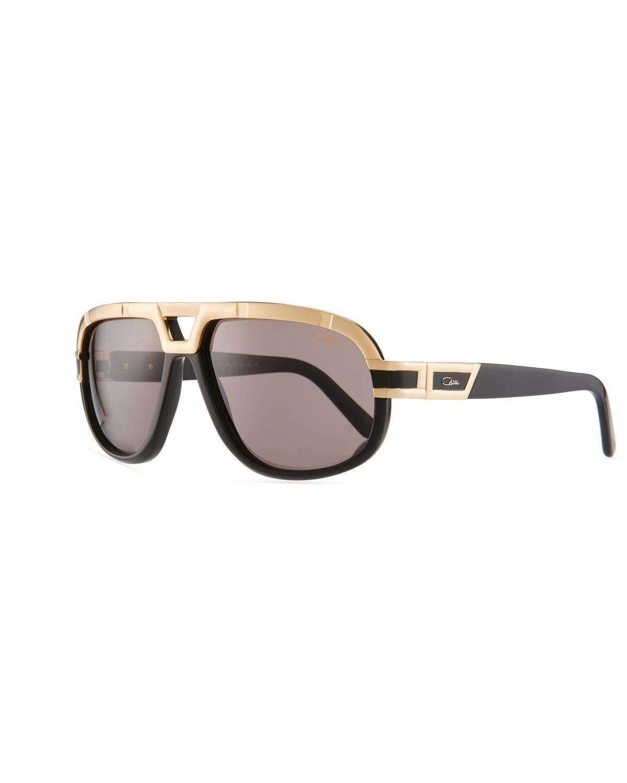 d6de13befaf Lyst - Cazal Men s 62mm Acetate metal Aviator Sunglasses for Men