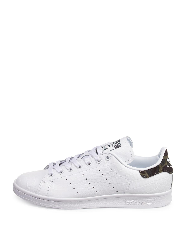 ce55709c60e5 Lyst - adidas Originals Men s Stan Smith Original Sneaker W camo ...
