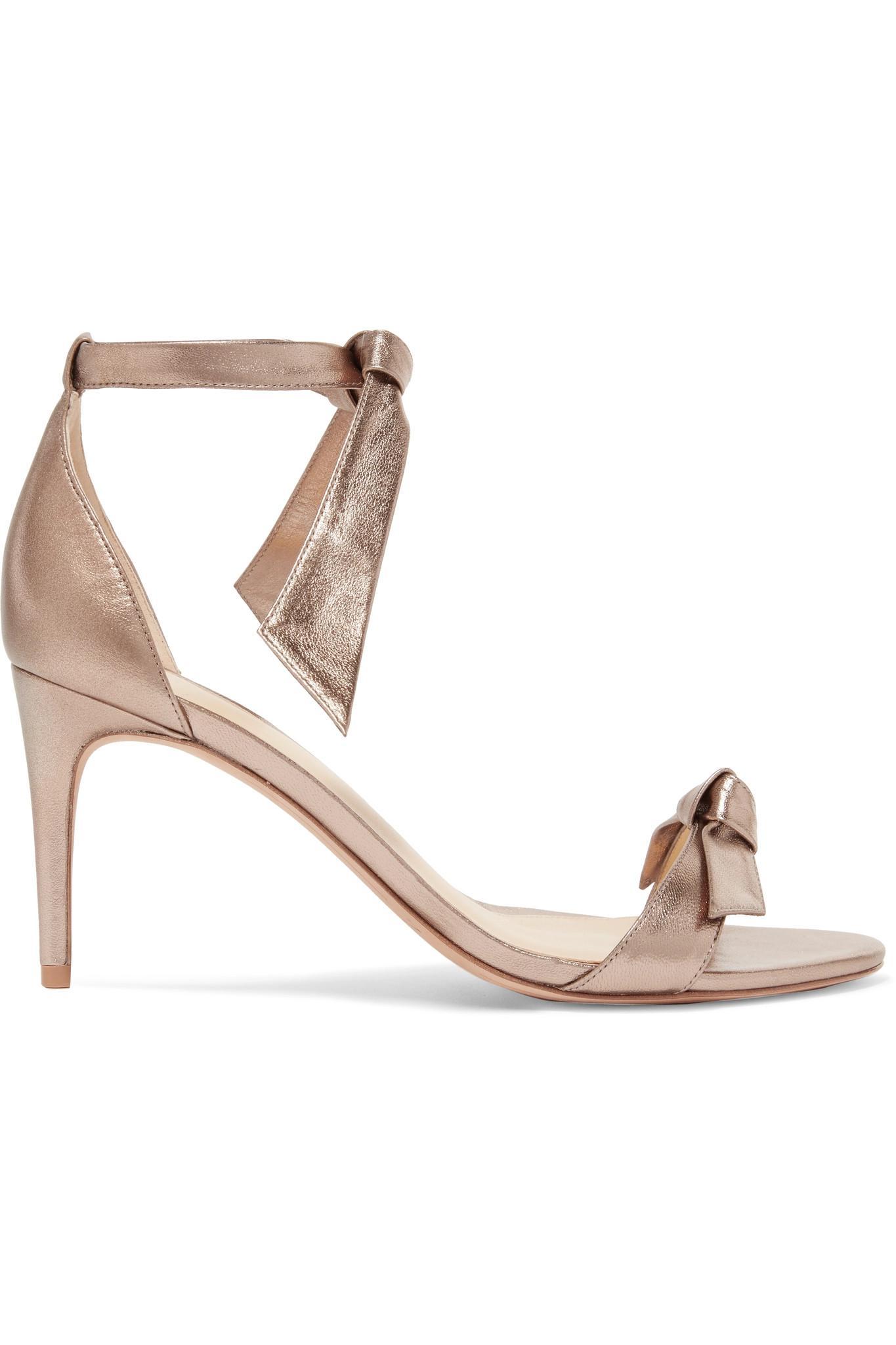 embellished sandals - Metallic Alexandre Birman ODFCN