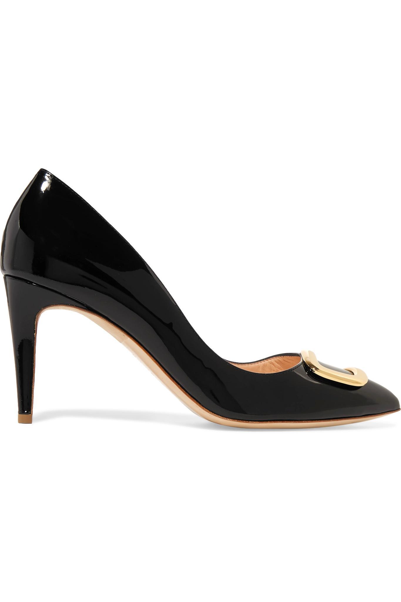 Rupert Sanderson Patent Leather Heels