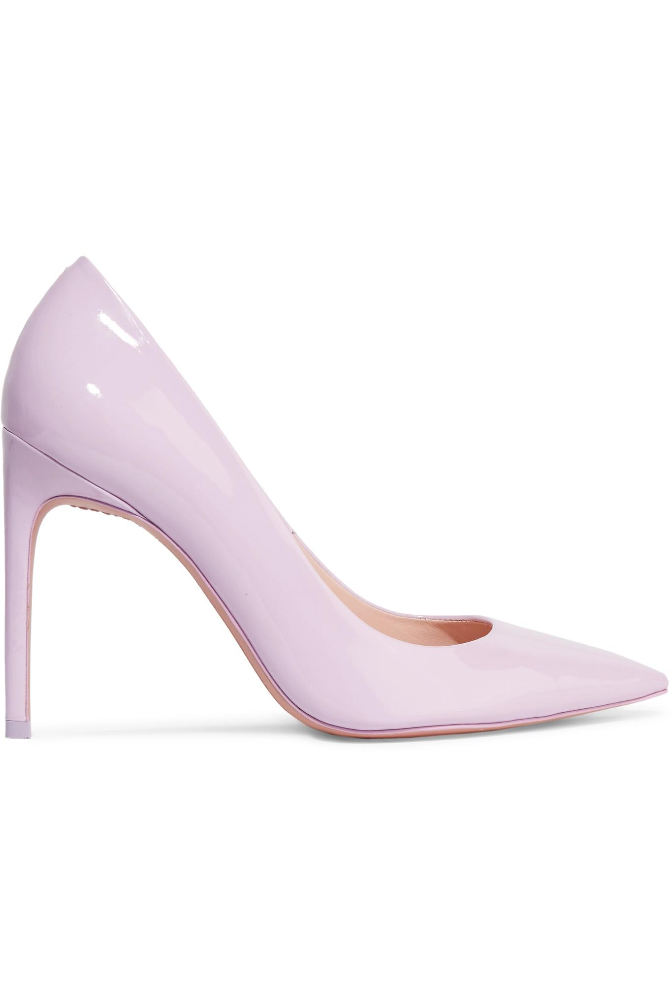 df67f04e9c5 Lyst - Sophia Webster Rio Patent-leather Pumps in Pink