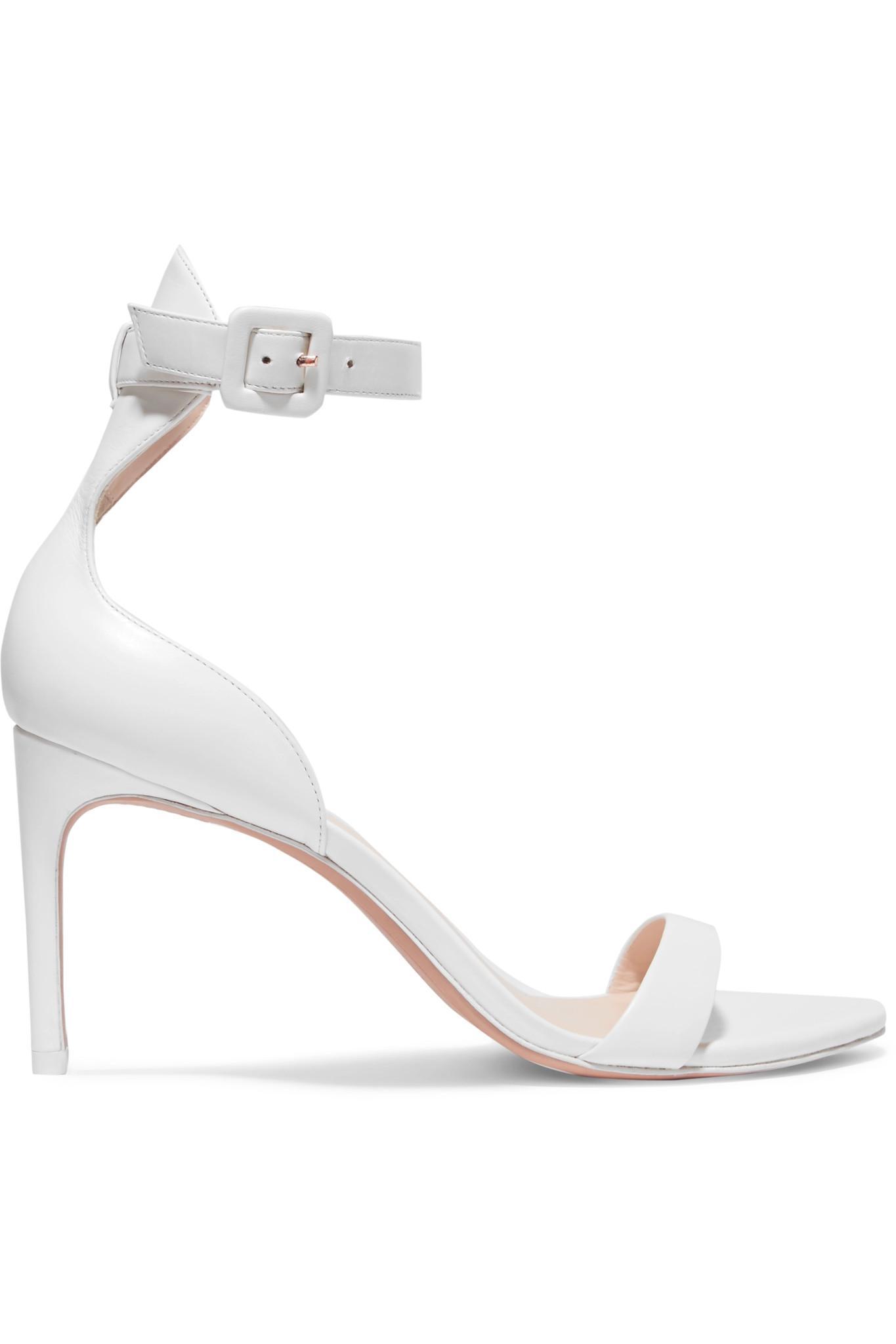 Sandal ClothingShoesamp; Nicole White Jewelry Sandals Yf76ybg