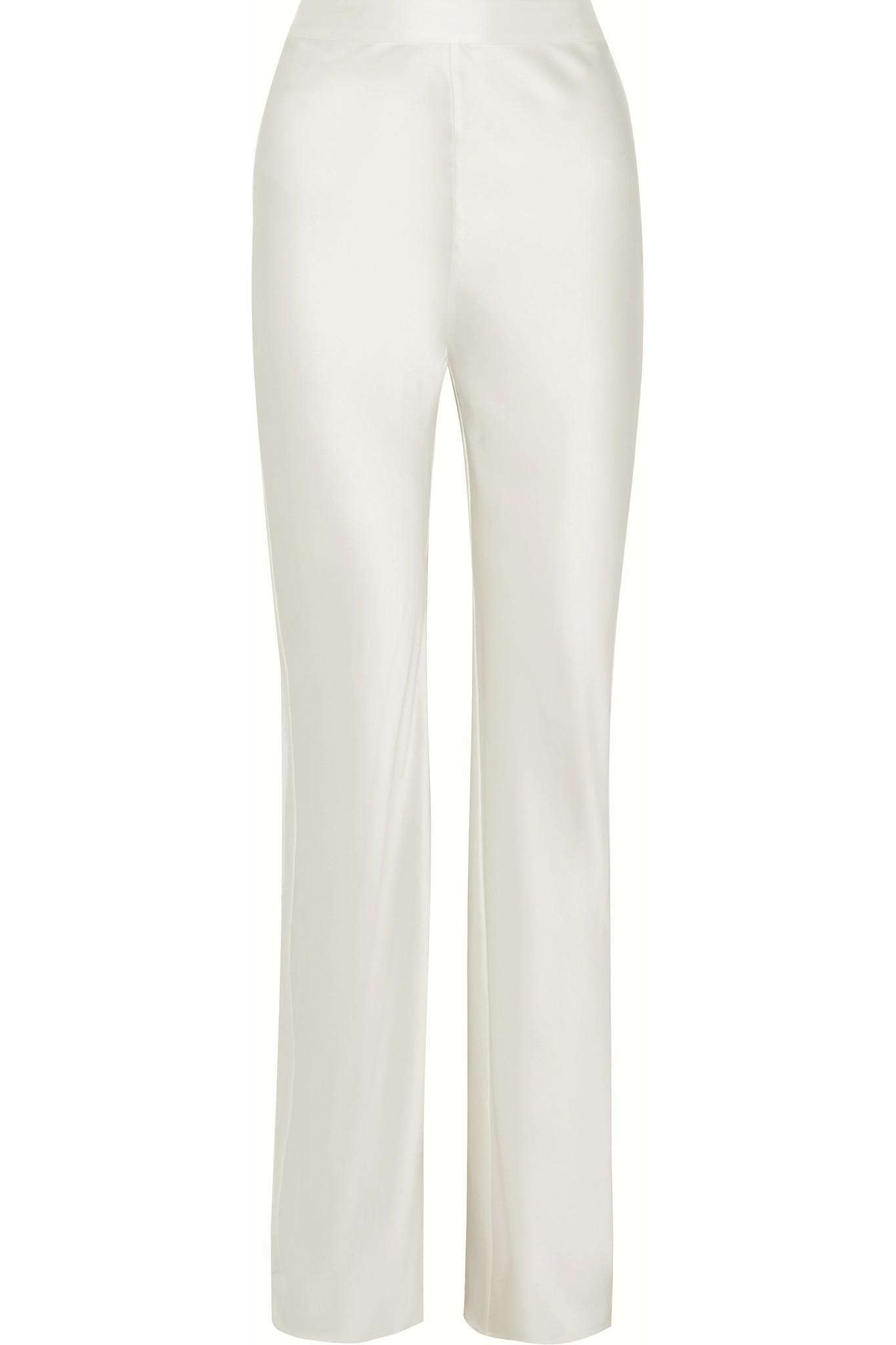 Silk Trousers Michael Lo Sordo jz0JJXRxNB