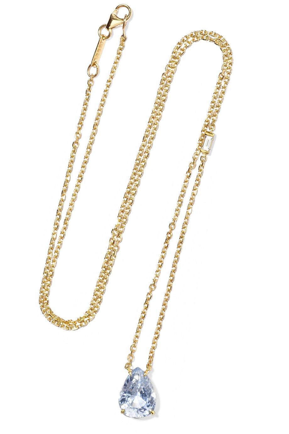 a9cc5b5cdb3 Lyst - Anita Ko 18-karat Gold