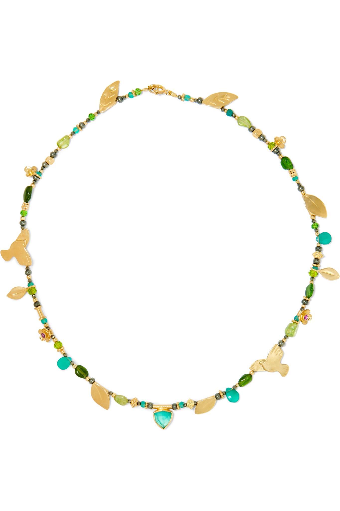 Collier De Perles Tassie - Makriyianni De Blanc Katerina JsgunYiz