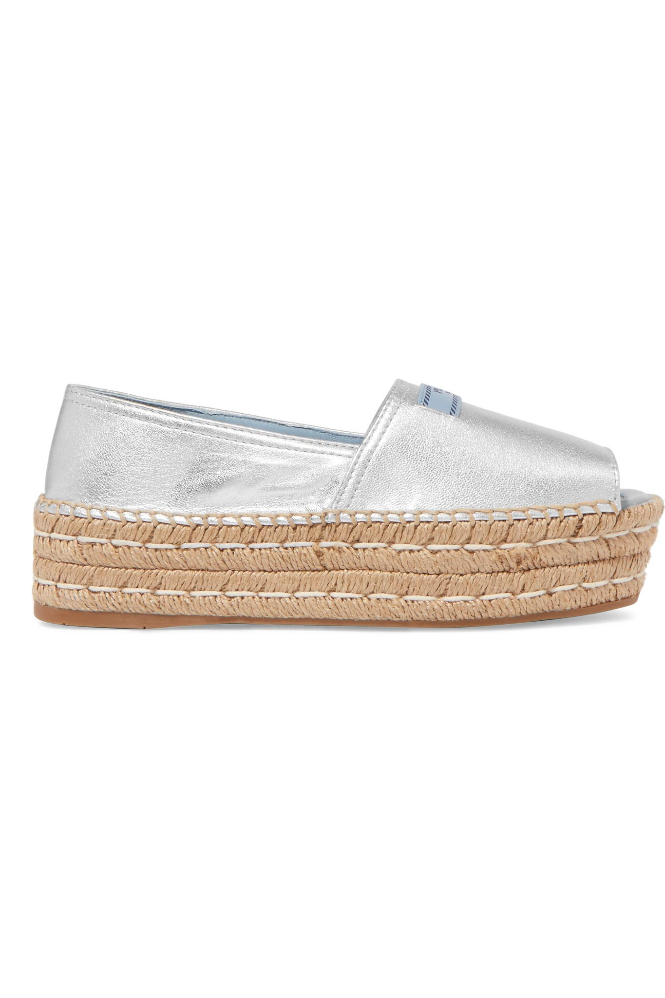 Cheap Footlocker Pictures Espadrilles - Glac Excellent Clearance Popular Free Shipping Huge Surprise 9ML8oXC
