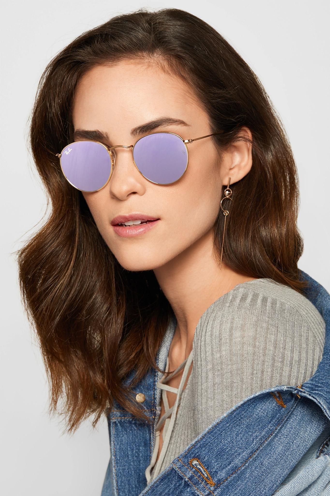 b42177f195 Ray Ban Round Face « One More Soul