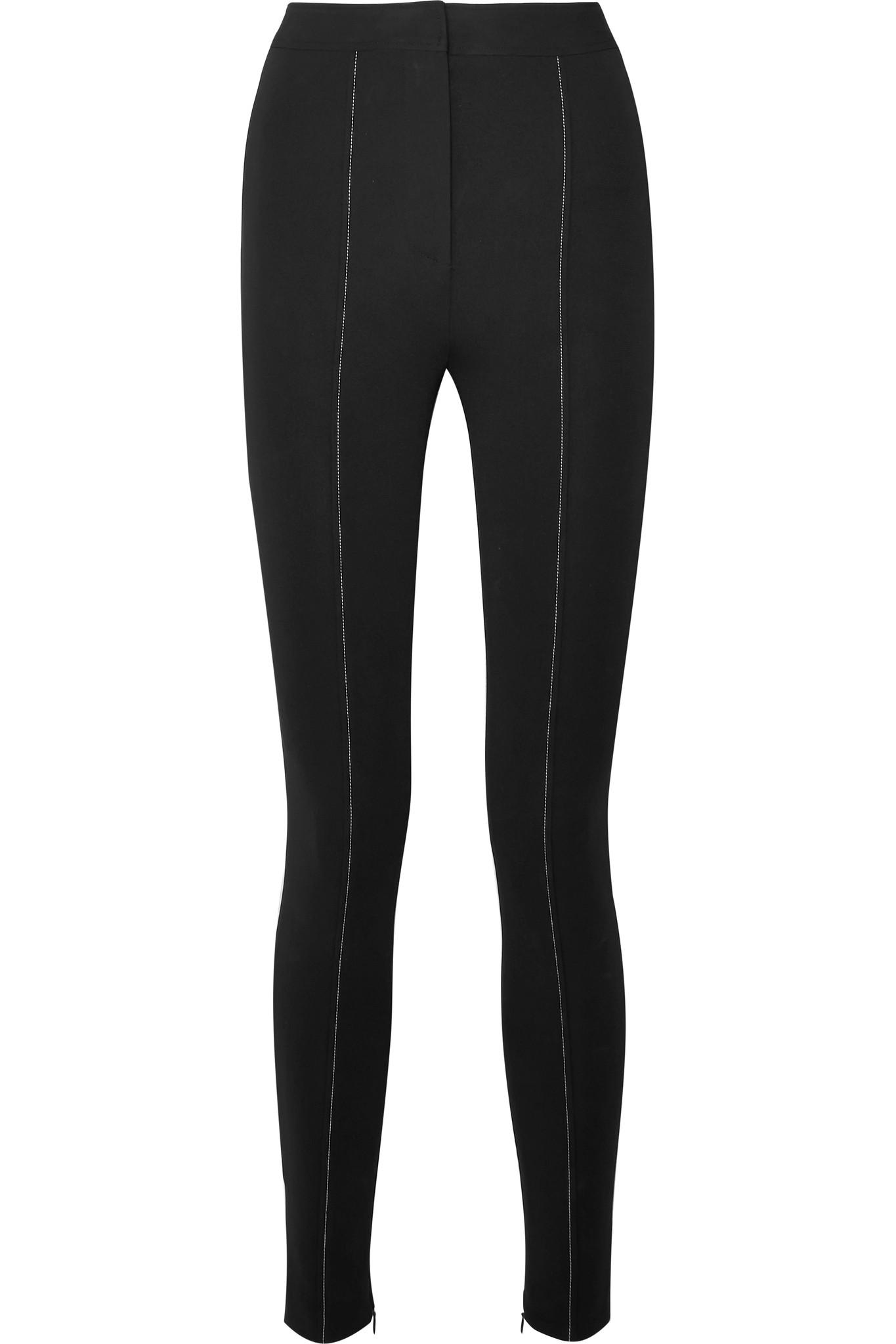 Mead Crepe Skinny Pants - Black Altuzarra Cheap Sale Latest Collections Good Selling TWTRwCR