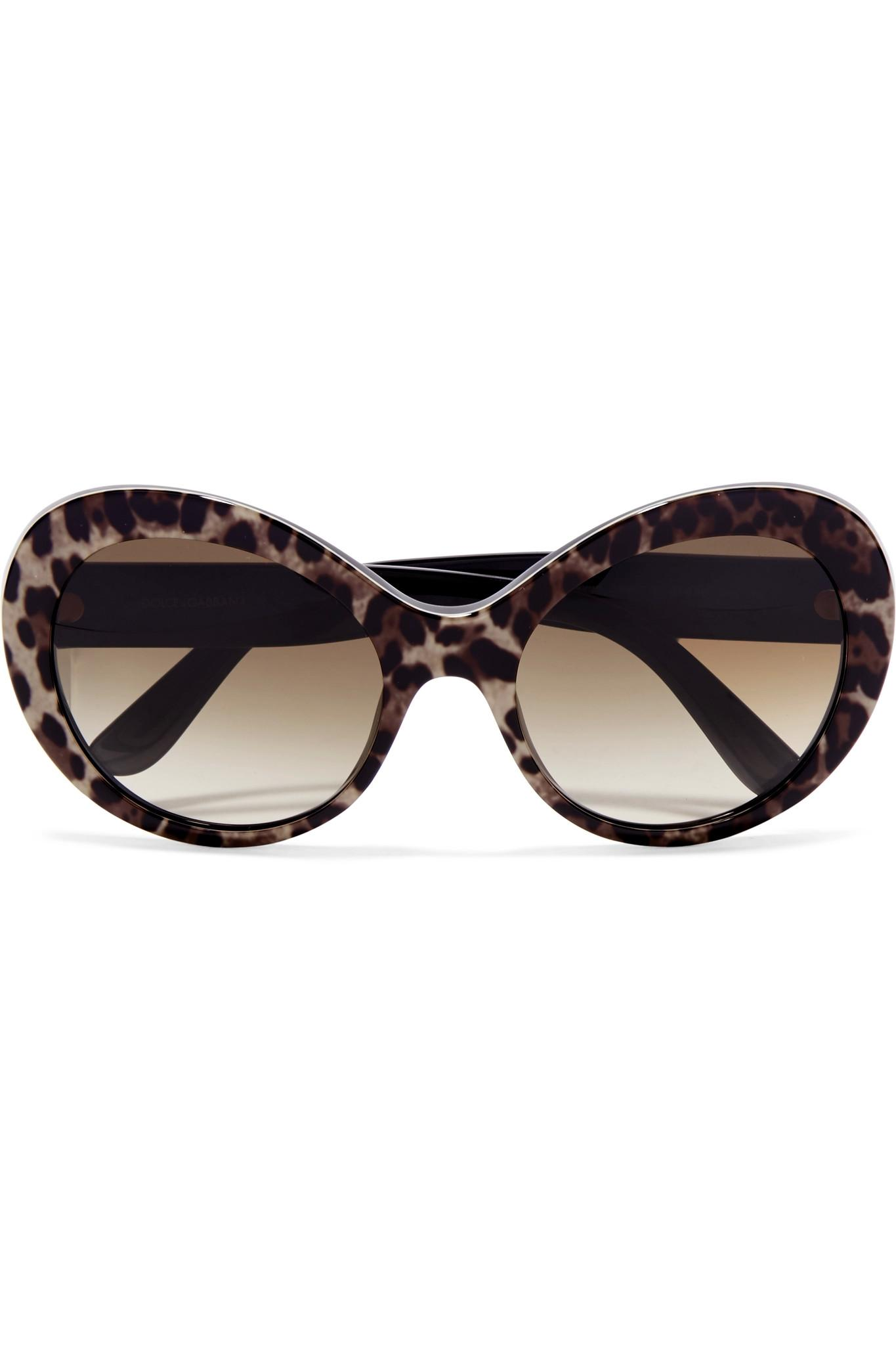 6dc6b02e6cf Dolce And Gabbana Oversized Cat Eye Sunglasses - Ontario Active ...