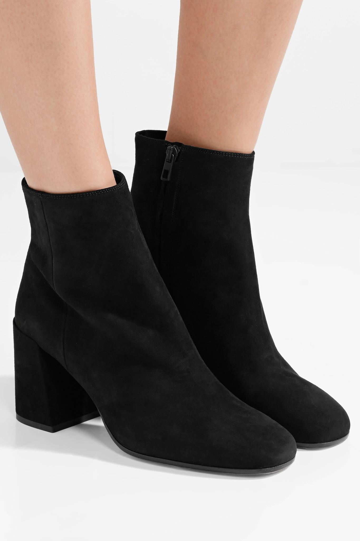 Vince Ostend Suede Ankle Boot YyjrZq2w