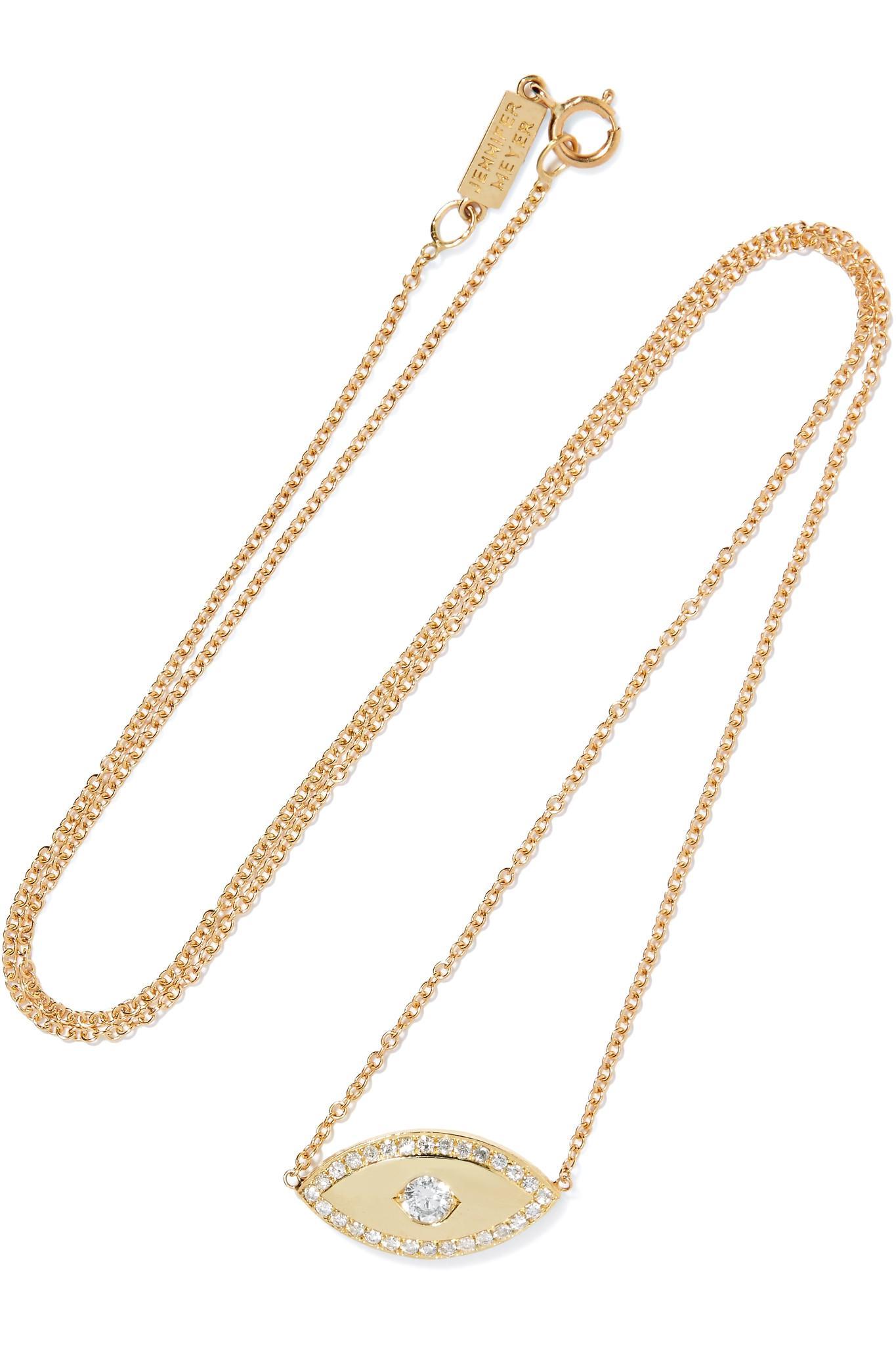 Jennifer Meyer 18-karat Gold Earring cQOxABarsz