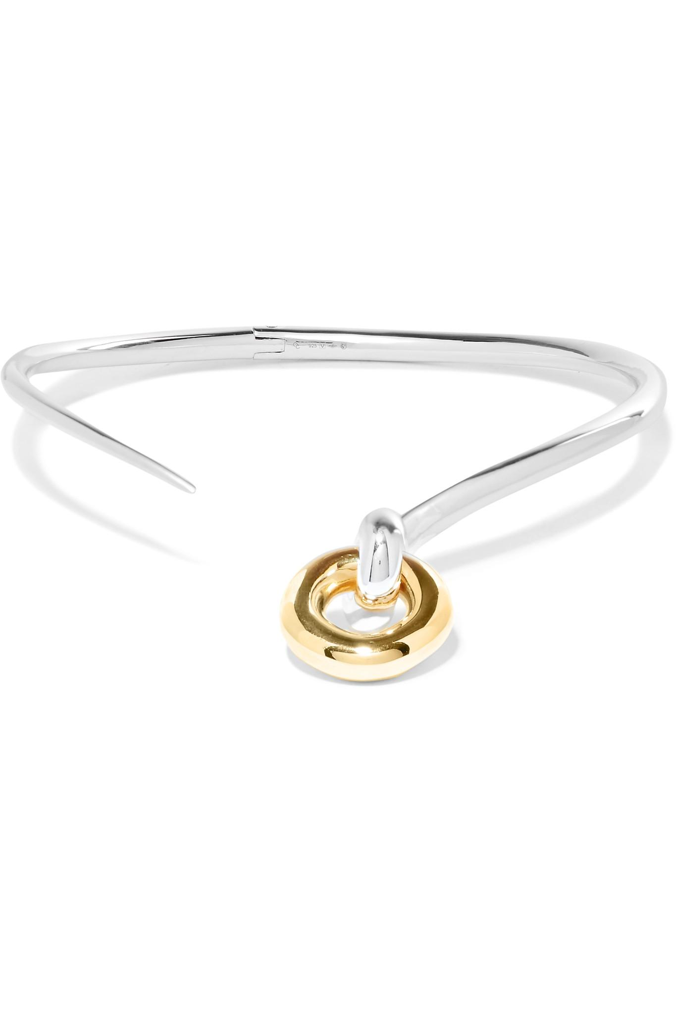 Sale Online Swing Gold Vermeil And Glass Choker - one size Charlotte Chesnais Discount 2018 New Geniue Stockist qIPr5vFl2