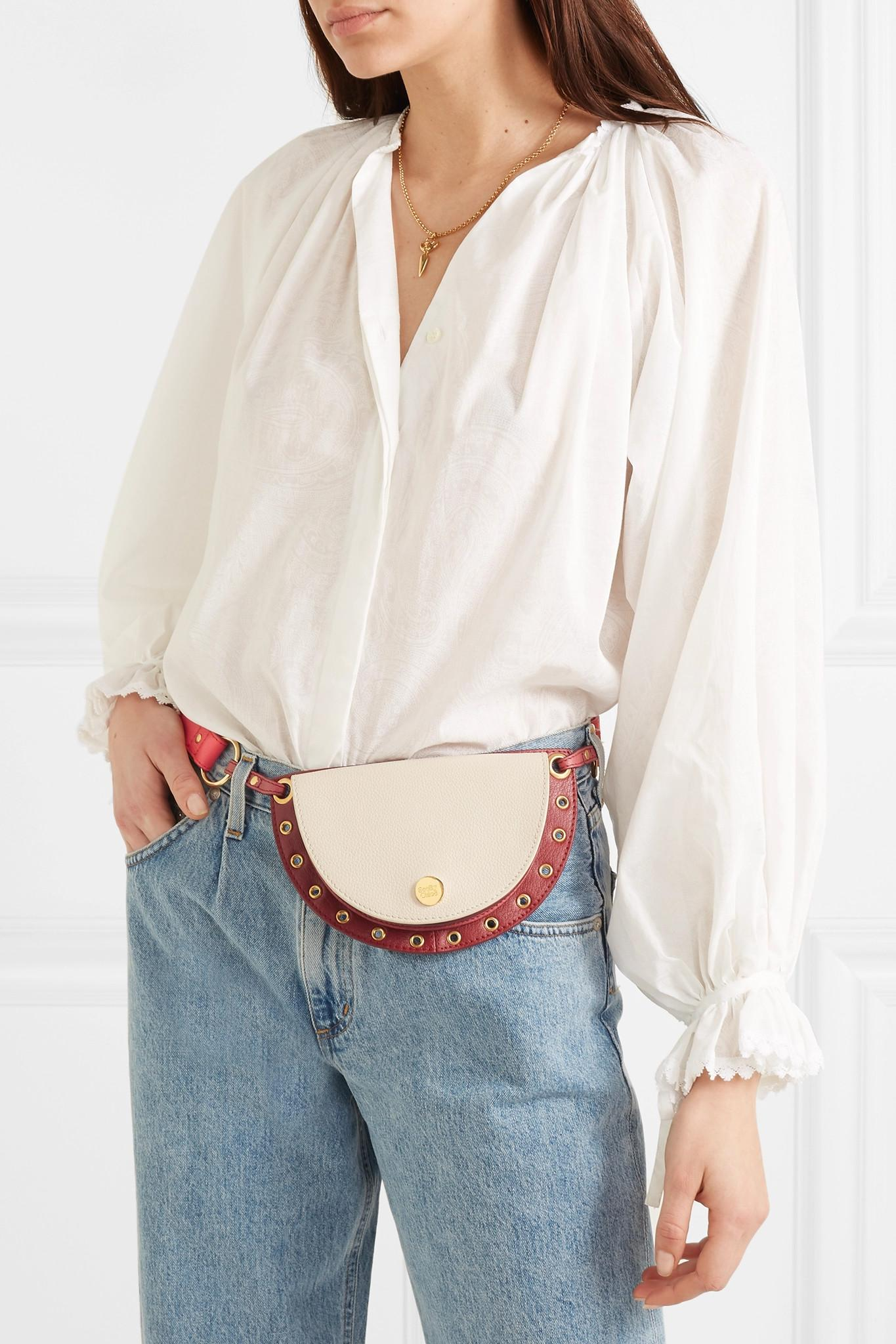 d59391fdbfb4 see-by-chloe-plum-Kriss-Embellished-Color-block-Textured-leather -Belt-Bag.jpeg