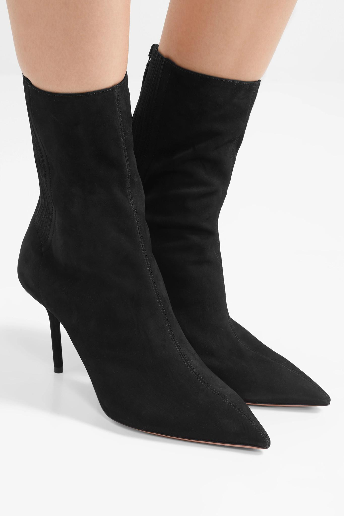 Saint Daim Honore Noir En Lyst Aquazzura Coloris Bottines qOxt6nwTa