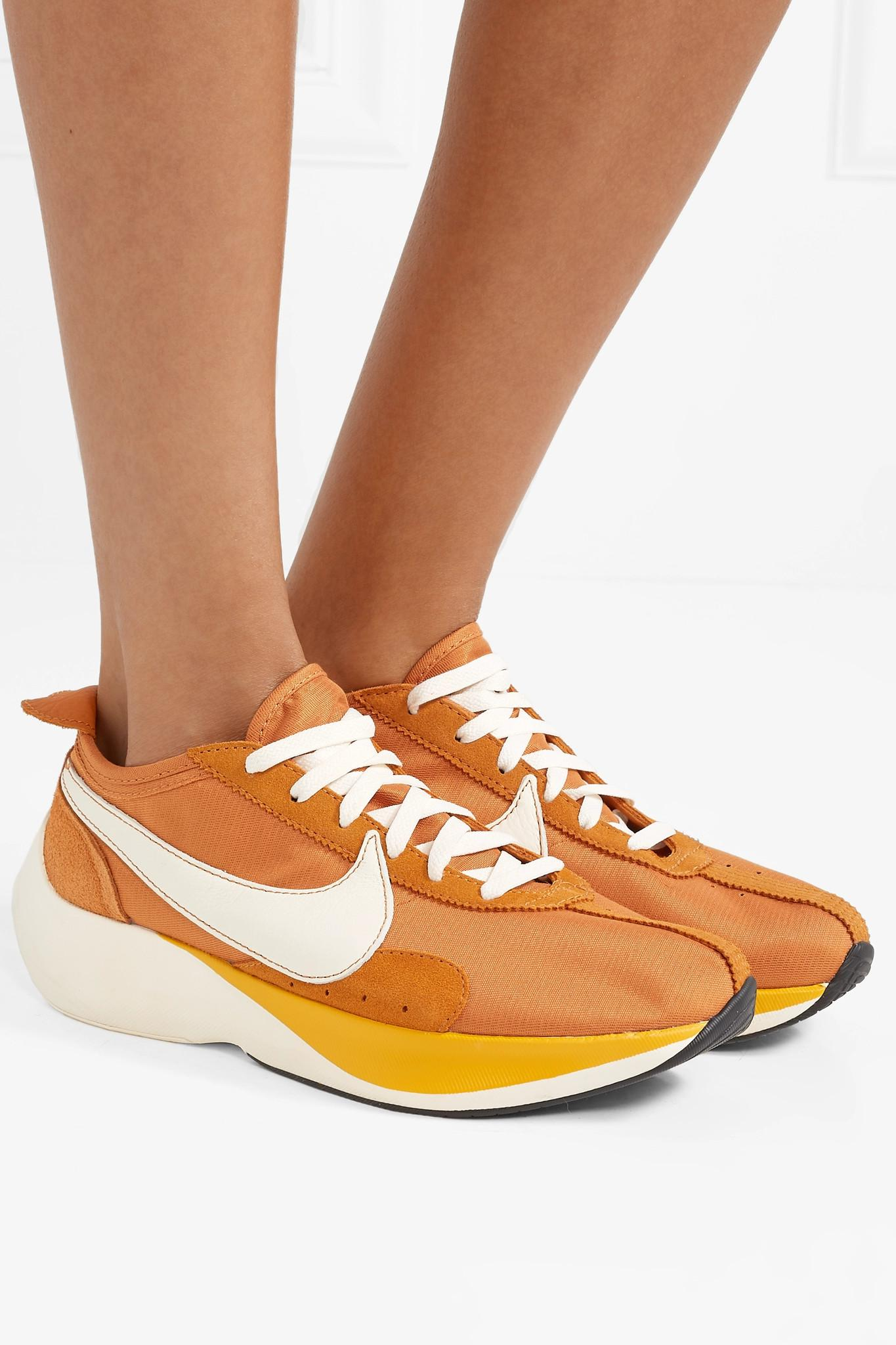 1eded88b640 Nike - Orange Moon Racer Qs Canvas