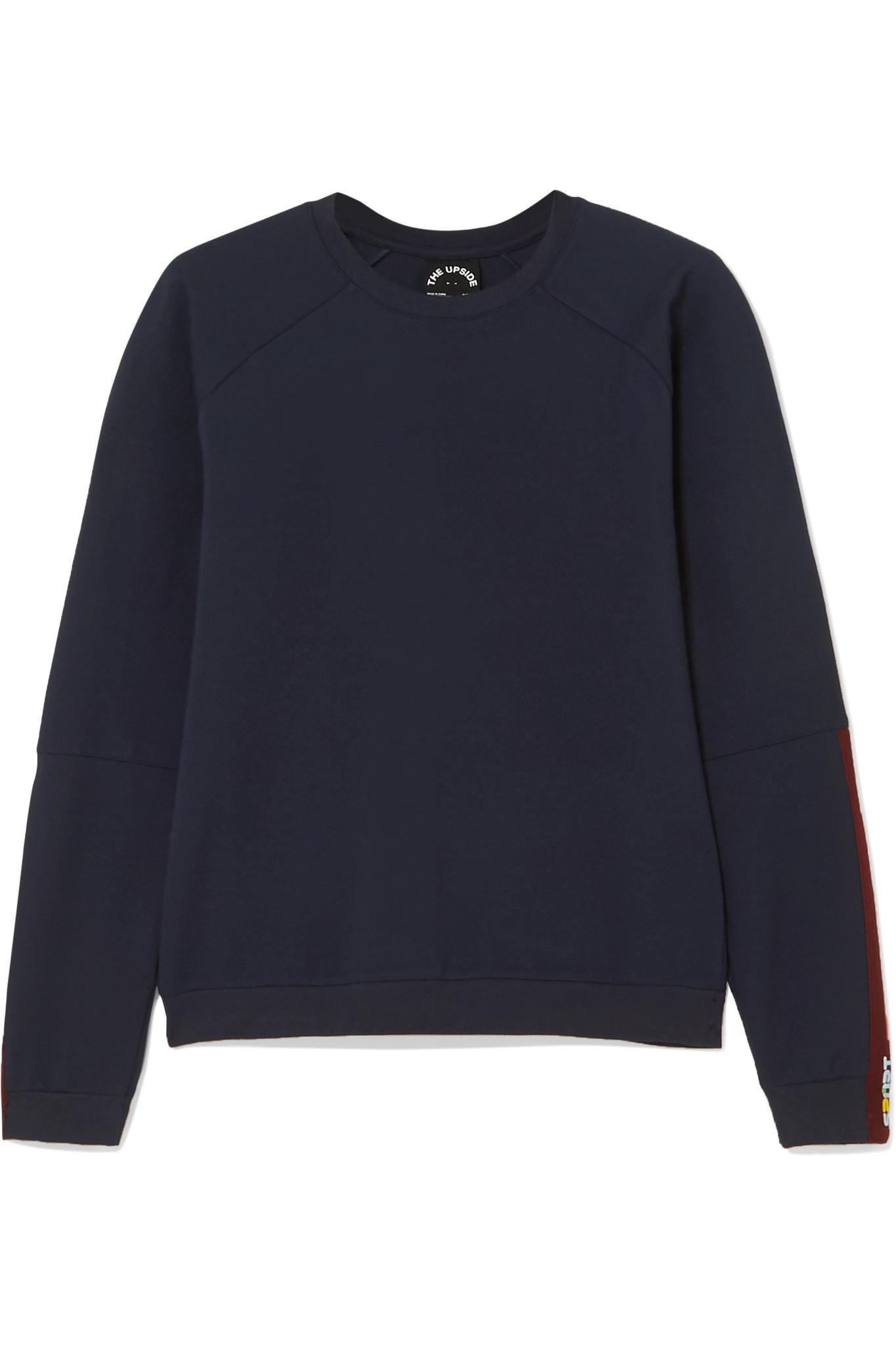 The Upside Sweat-shirt en jersey de coton Mia VKLzTg9k