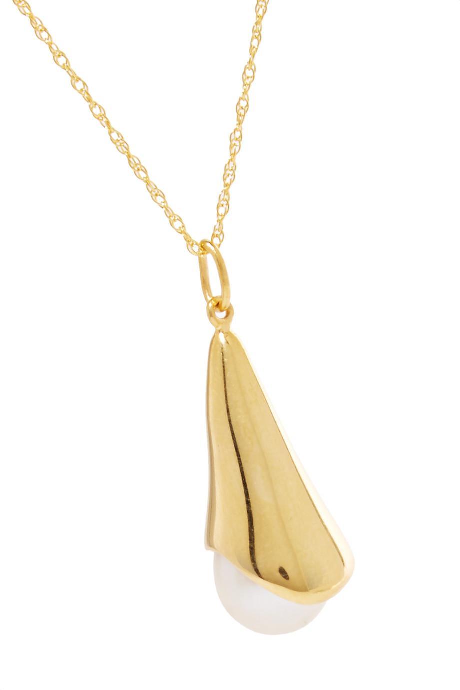 Sophie Buhai Gold Vermeil Necklace YLMAAvk9