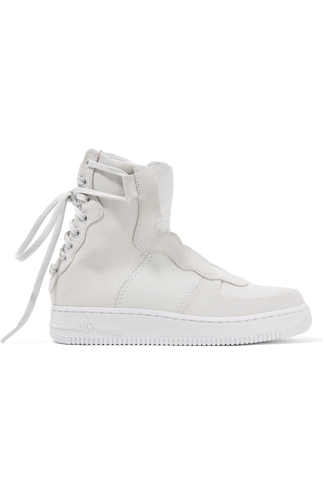 buy popular 69866 1b70b Gallery. Previously sold at  NET-A-PORTER · Women s Nike Air Force