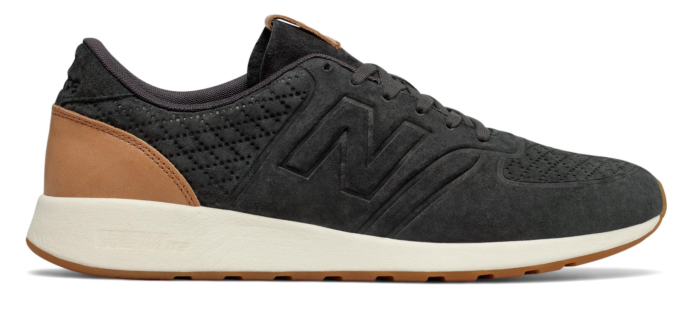 f58732262f1b Lyst - New Balance 420 Deconstructed in Black for Men