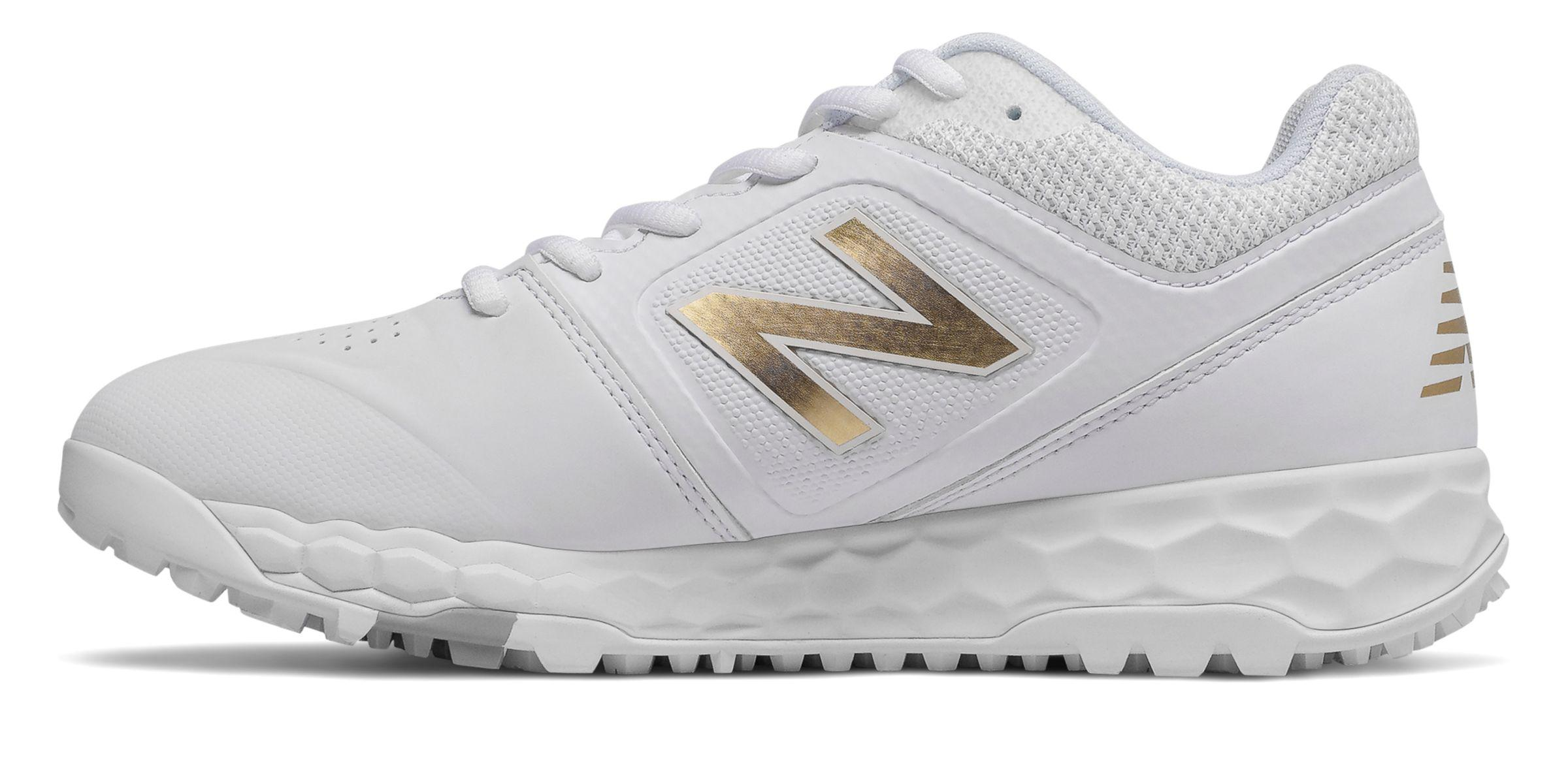 a524535ae New Balance - White Fresh Foam Turf Velo1 - Lyst. View fullscreen