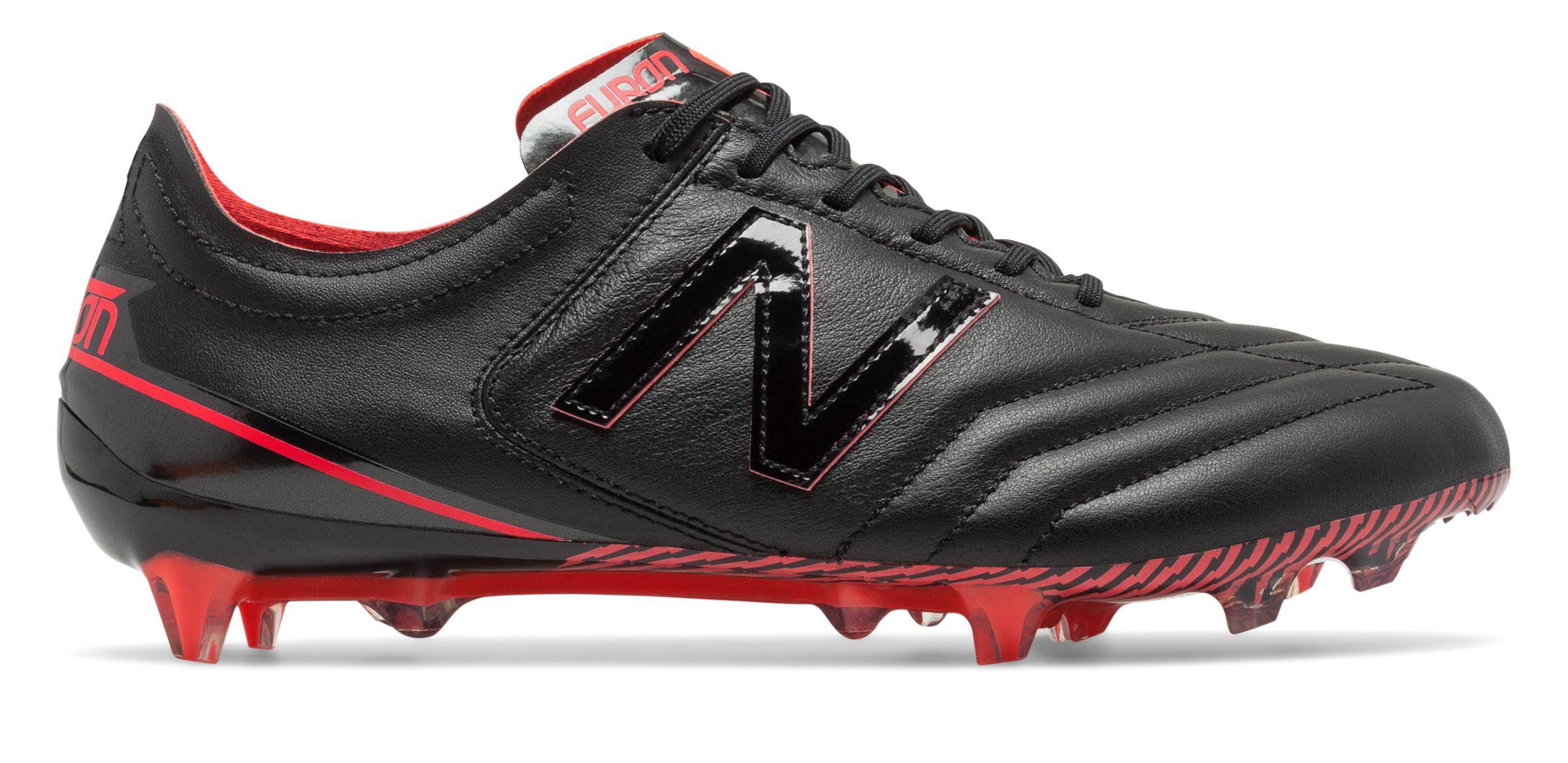 c107600e21e New Balance Furon 3.0 K-leather Fg in Black for Men - Lyst