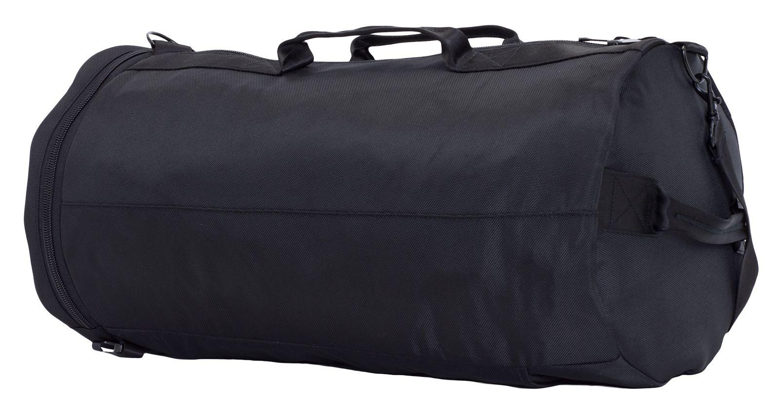 New Balance - Black Omni Convertible Duffel for Men - Lyst. View fullscreen 10058e093db37