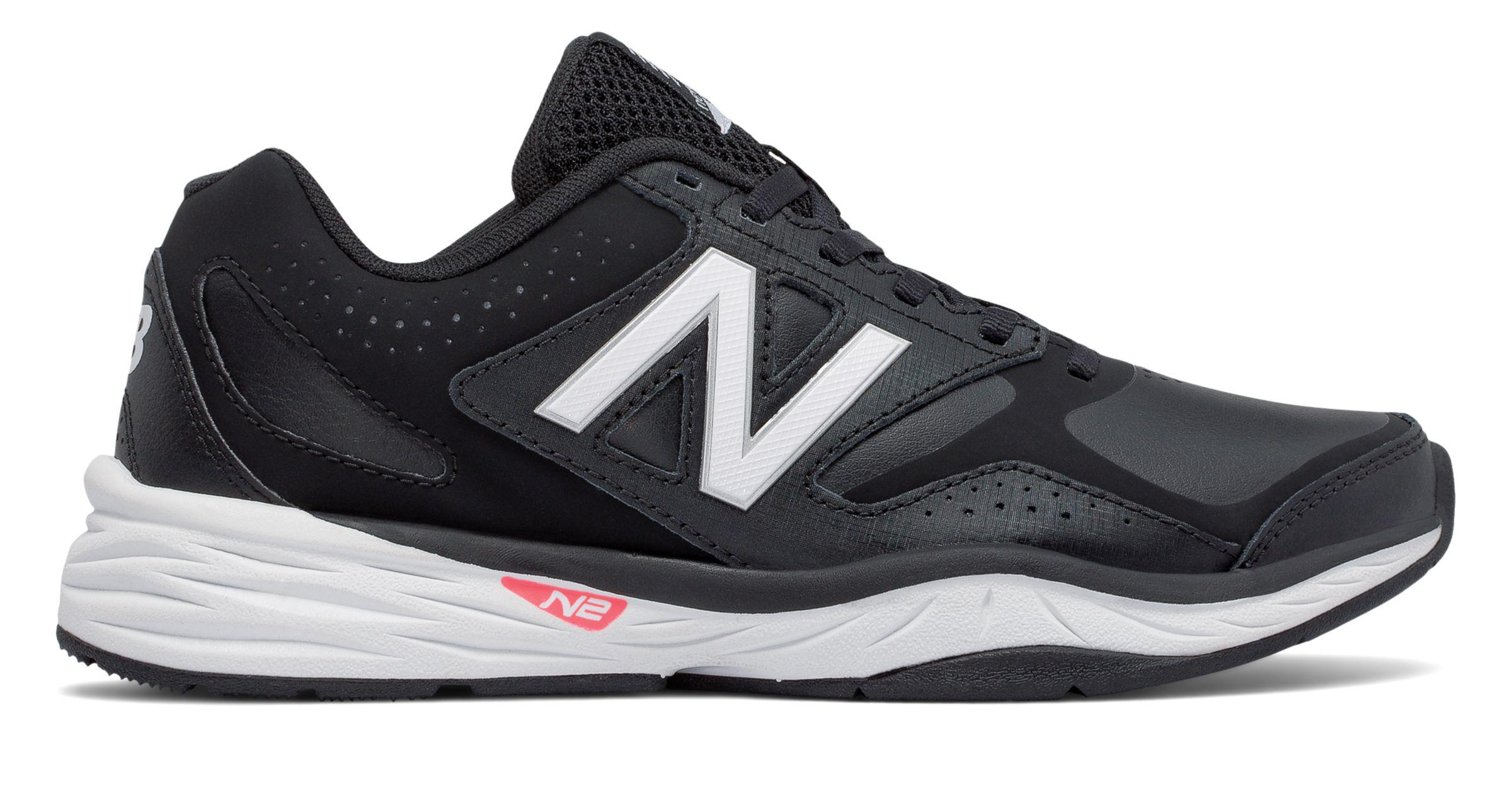 New Balance. Women's Black 824 Trainer