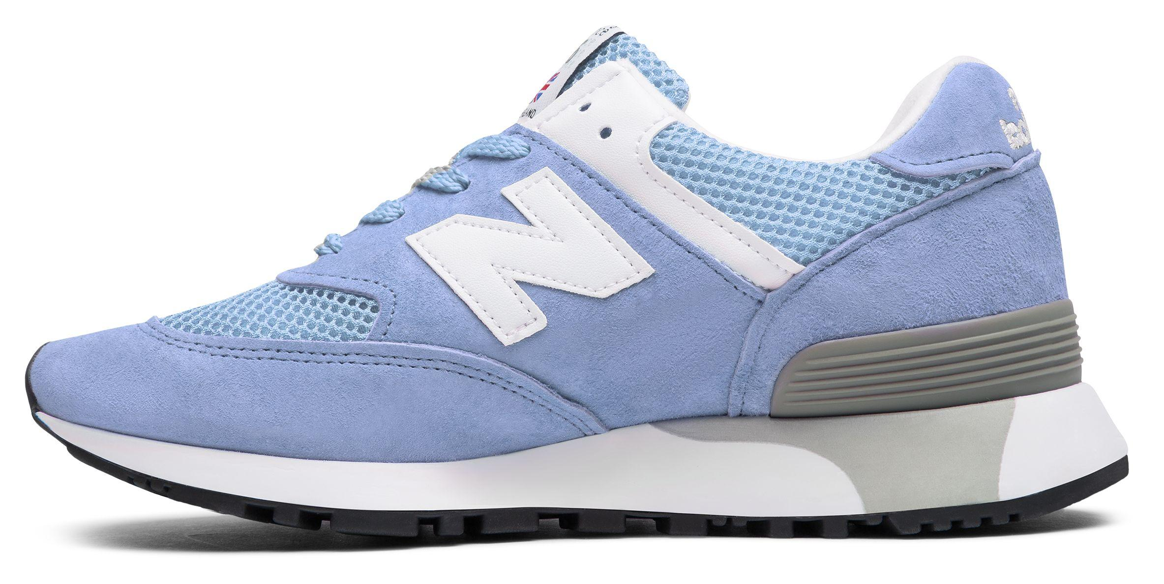 4e205c9306ae2 New Balance New Balance 576 Made In Uk Shoes in Blue - Lyst