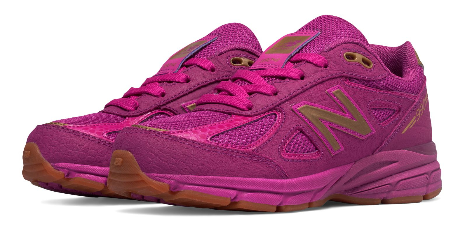 newest 63c89 4ea91 ... new balance 990 pink gold new balance 990 gold pink .. ...