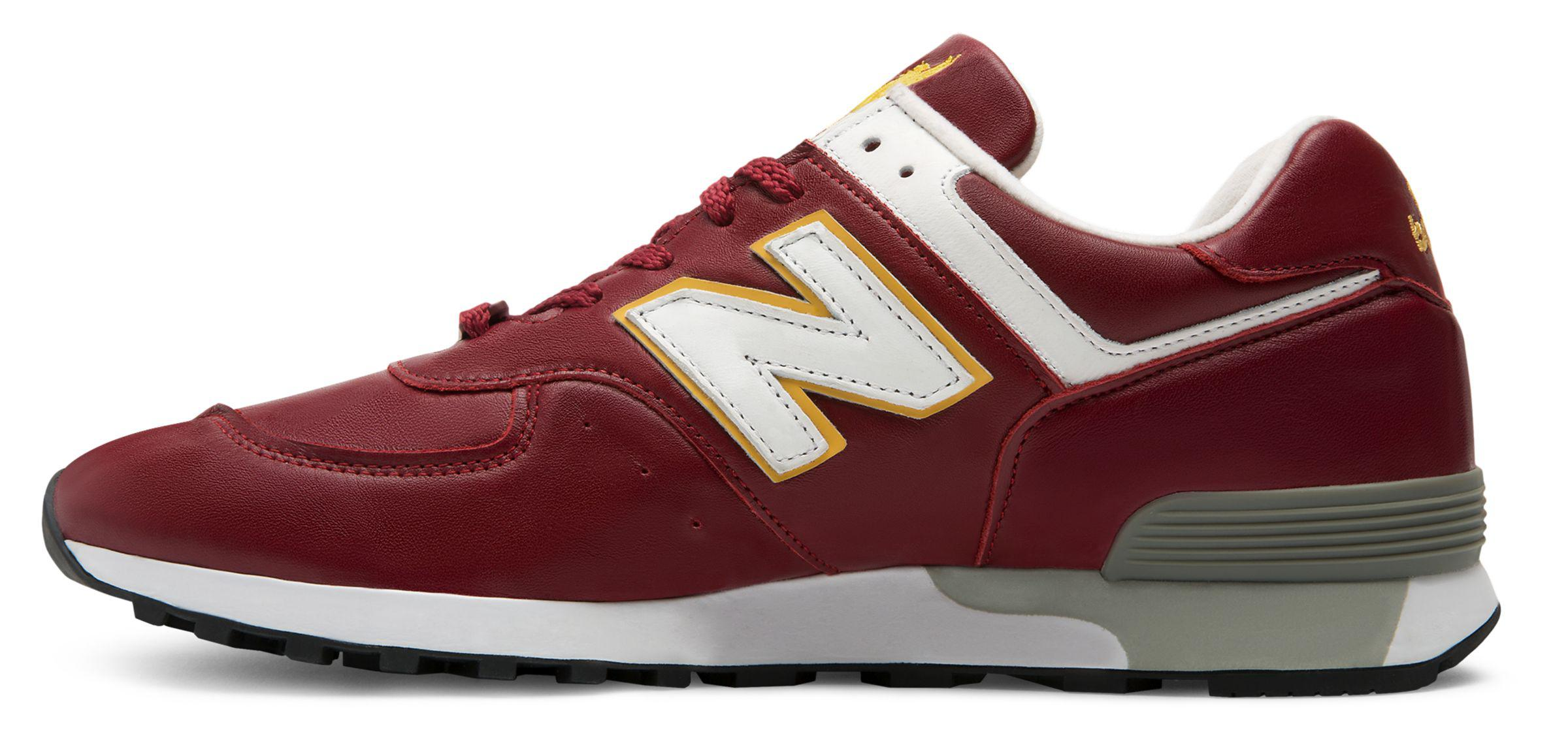 New Balance Multicolor 576 Made In Uk Lfc for men