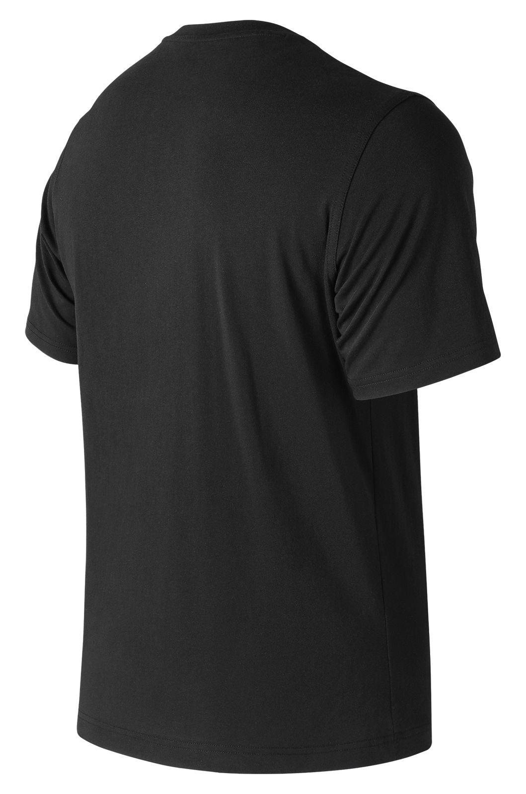 862ebd68e9d6 Lyst - New Balance Essentials 1906 Tee in Black for Men