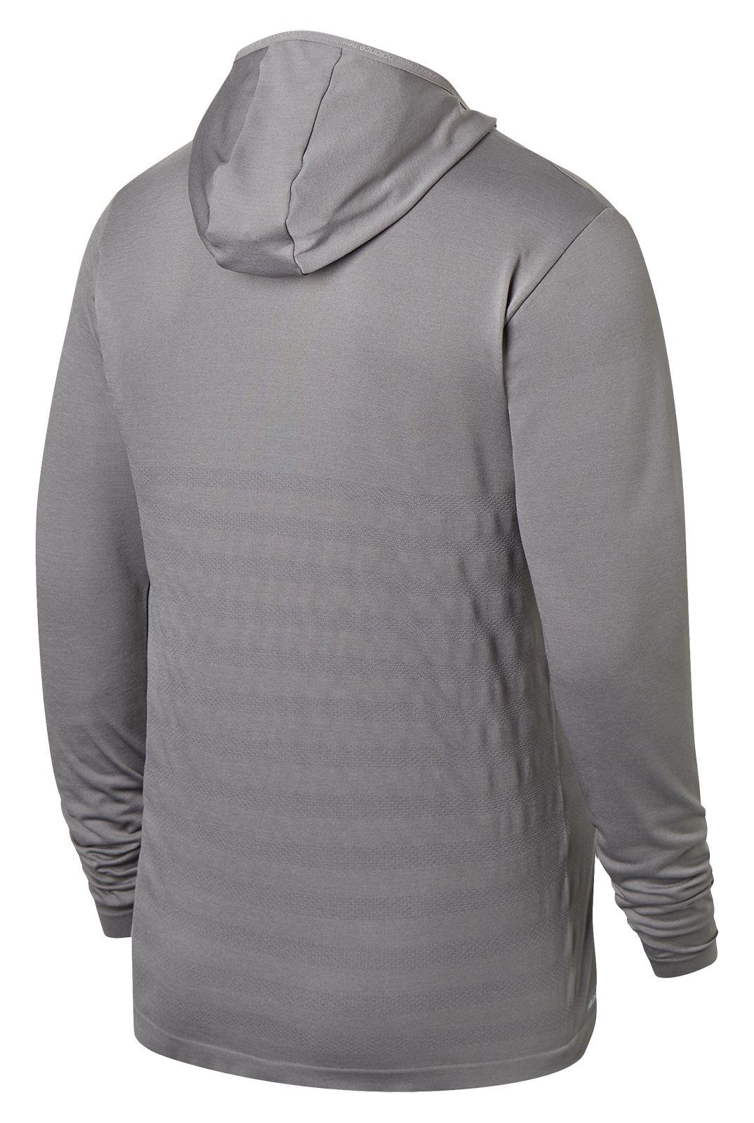 ... Gray Liverpool Fc Elite Leisure Seamless Hooded Mid-layer for Men -.  View fullscreen 16fe830ac