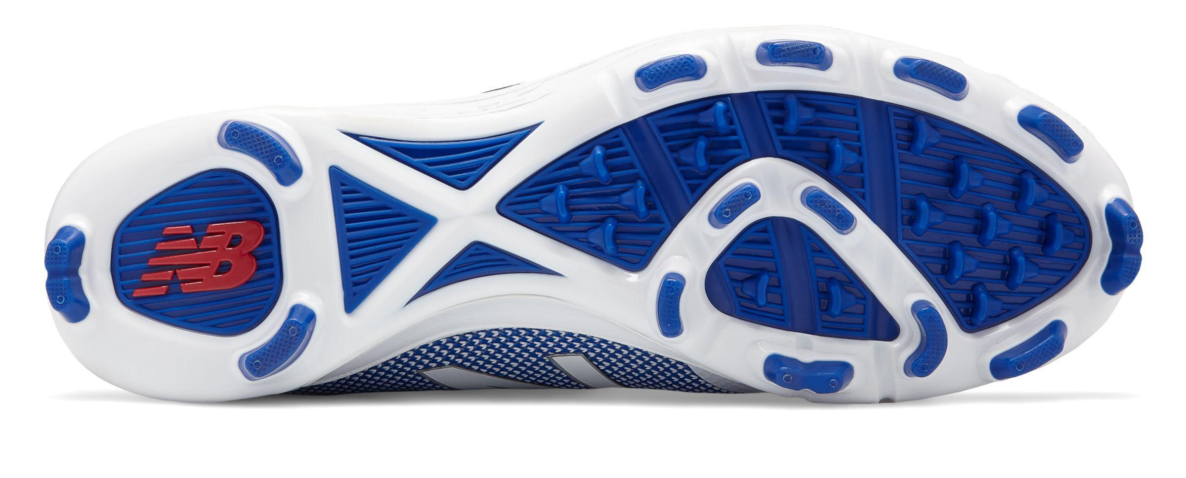 new style aa1a4 fd054 New Balance - Blue Mid-cut Tpu 4040v4 for Men - Lyst. View fullscreen