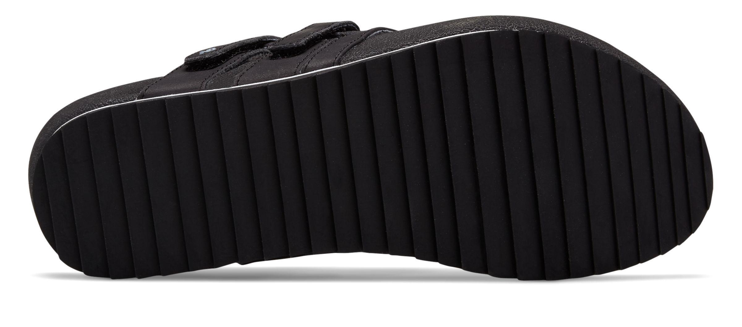 717d7a736fef Lyst - New Balance Traveler Sandal in Black