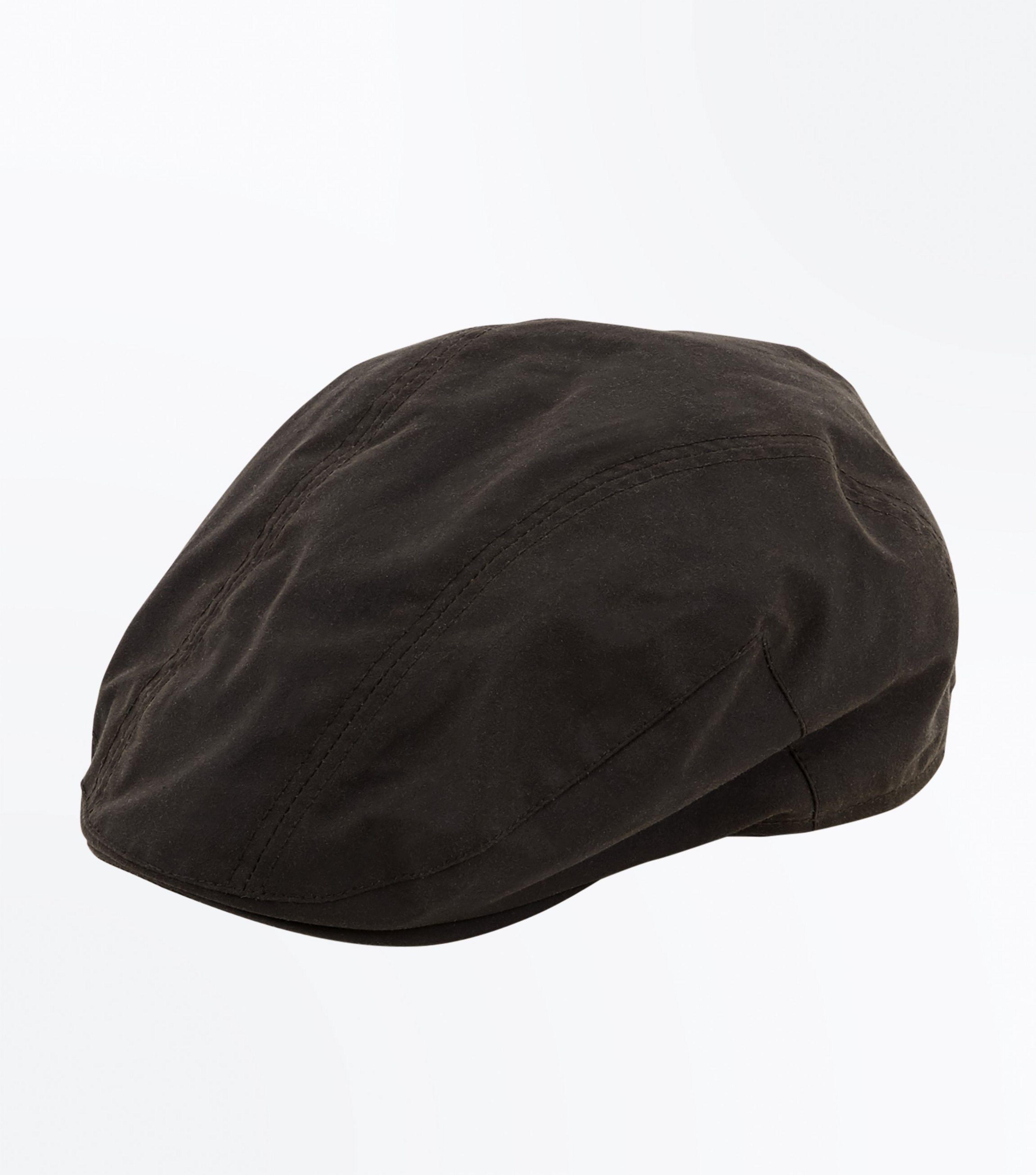 aeeeb0f5a2e New Look Khaki Washed Canvas Flat Cap for Men - Lyst