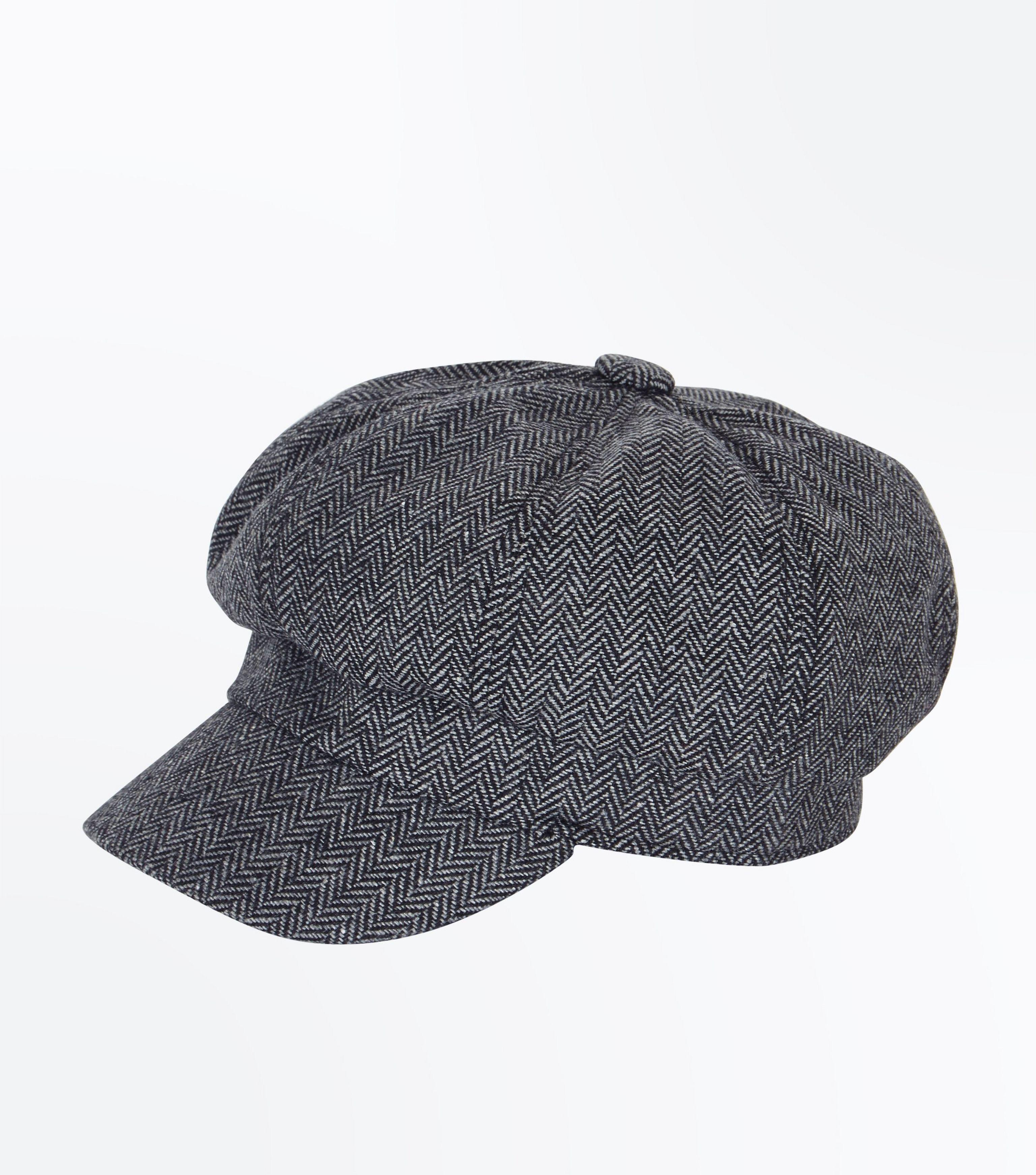 New Look Dark Grey Tweed Baker Boy Hat in Gray for Men - Lyst 83c19d4df2d