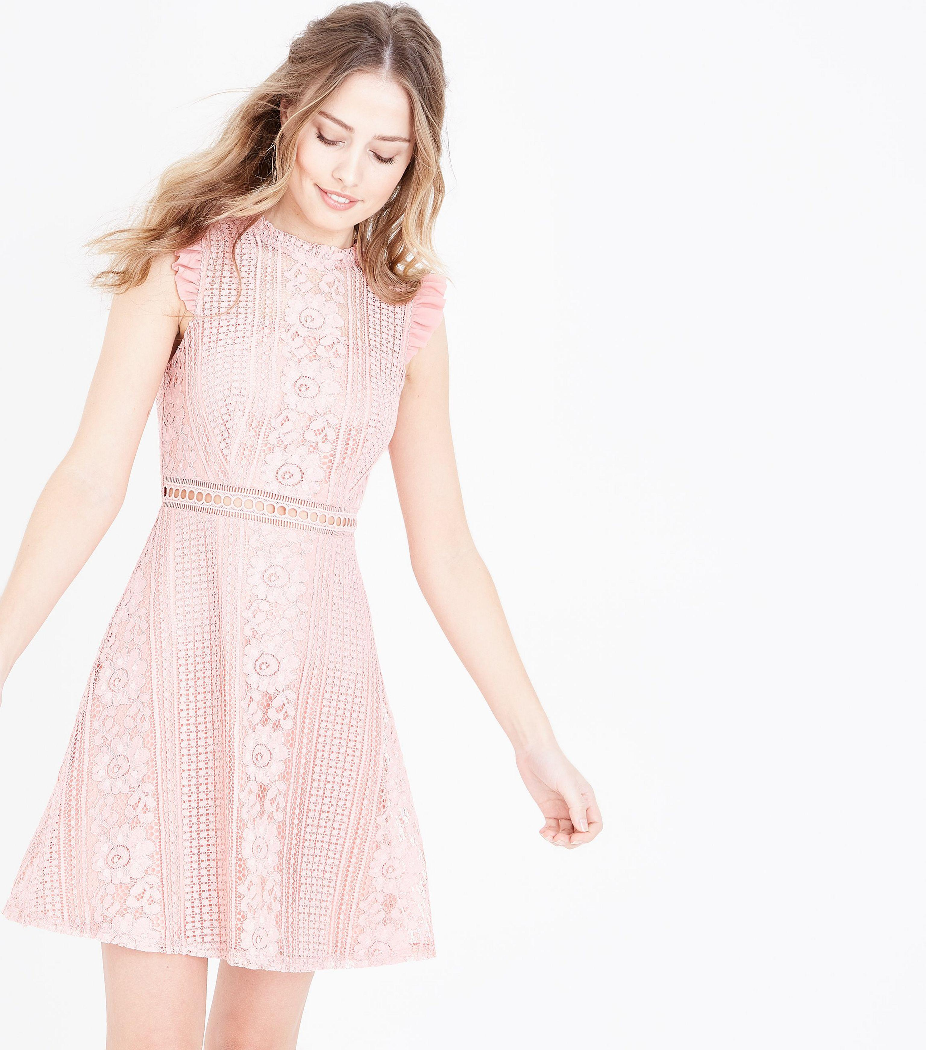 16be8ae17835de Gallery. Previously sold at: New Look · Women's Pink Dresses