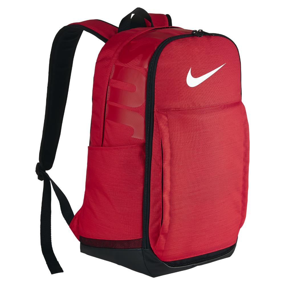 Lyst - Nike Brasilia Training Backpack (xl) (red) - Clearance Sale ... b06abb809fe01