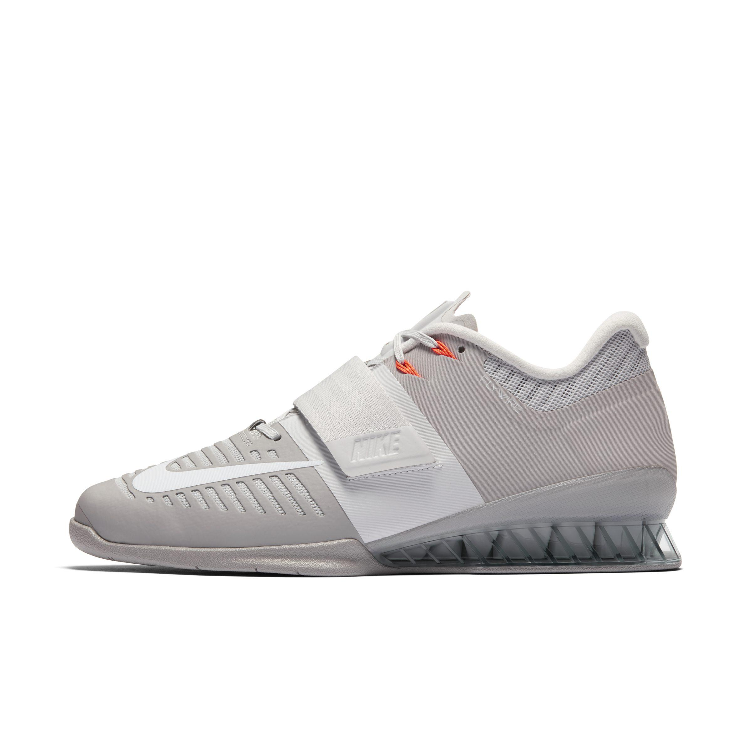 35b025e993c4 Nike Romaleos 3 Weightlifting powerlifting Shoe in Gray - Lyst
