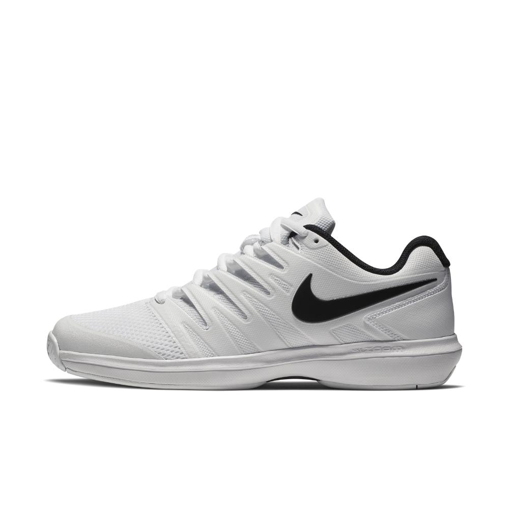 88aadafc1e0a Lyst - Nike Air Zoom Prestige Hc Men s Tennis Shoe in White for Men ...