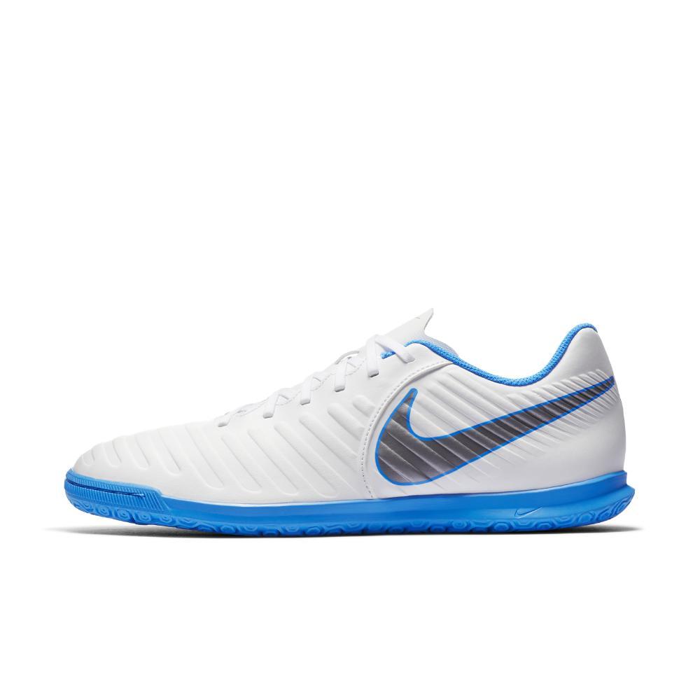 497c6c42a Nike Tiempox Legend Vii Club Just Do It Indoor court Soccer Shoe in ...