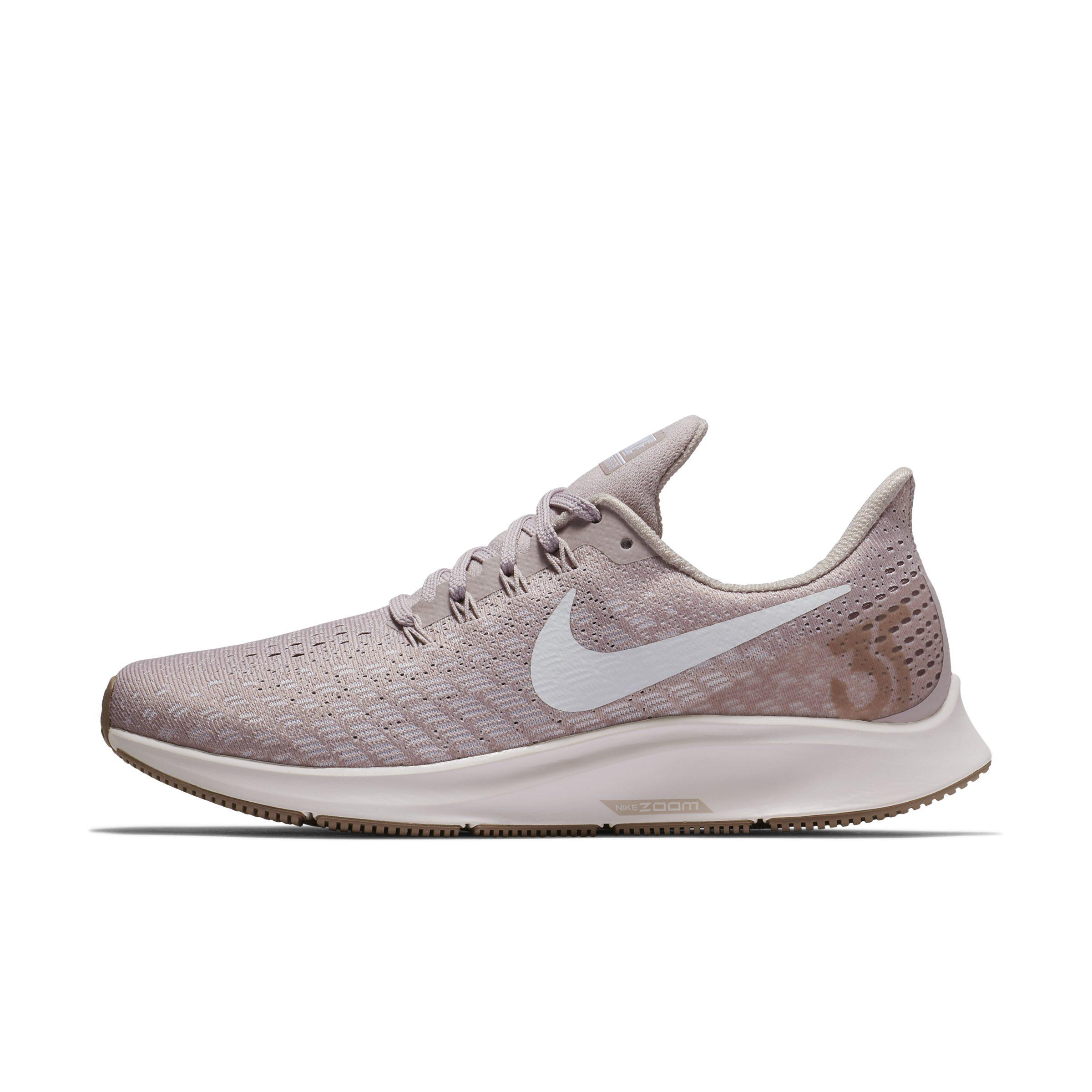 02240d6bc81b Nike Air Zoom Pegasus 35 Running Shoe in Pink - Lyst