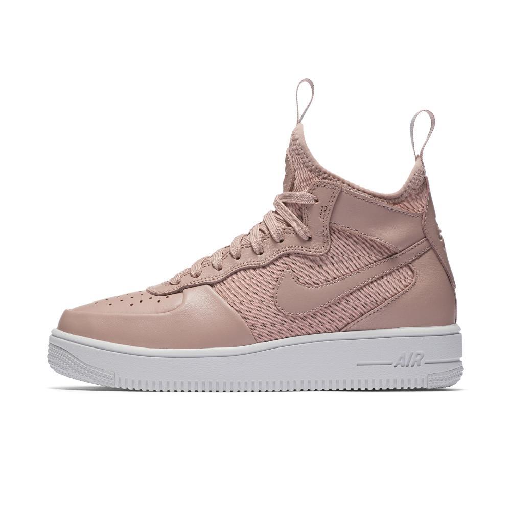 Nike Air Force 1 Ultraforce Milieu Prm Haute-tops & Chaussures ohoodsOBf6