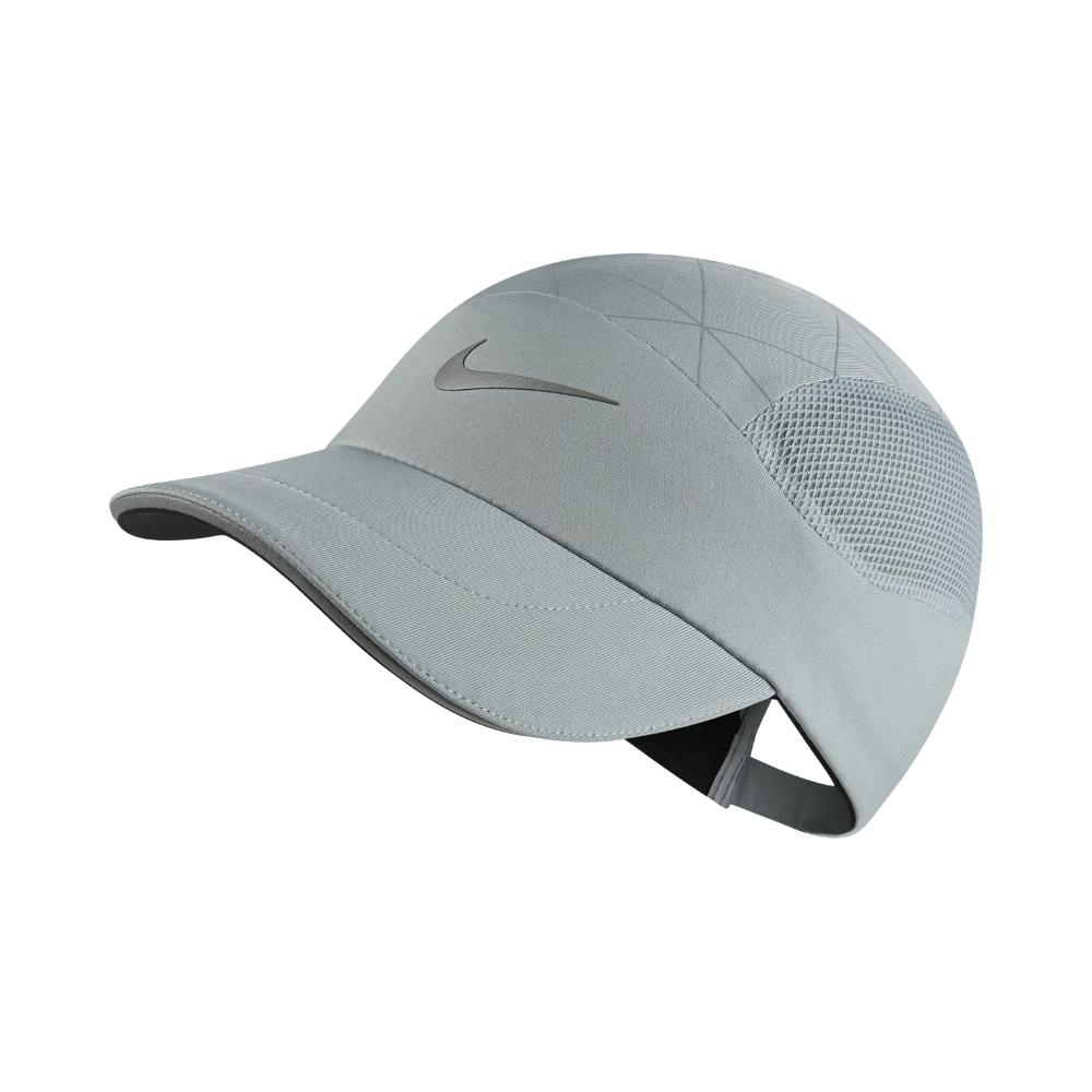 c206579215409 Nike Aerobill Tailwind Adjustable Running Hat (grey) in Gray for Men ...