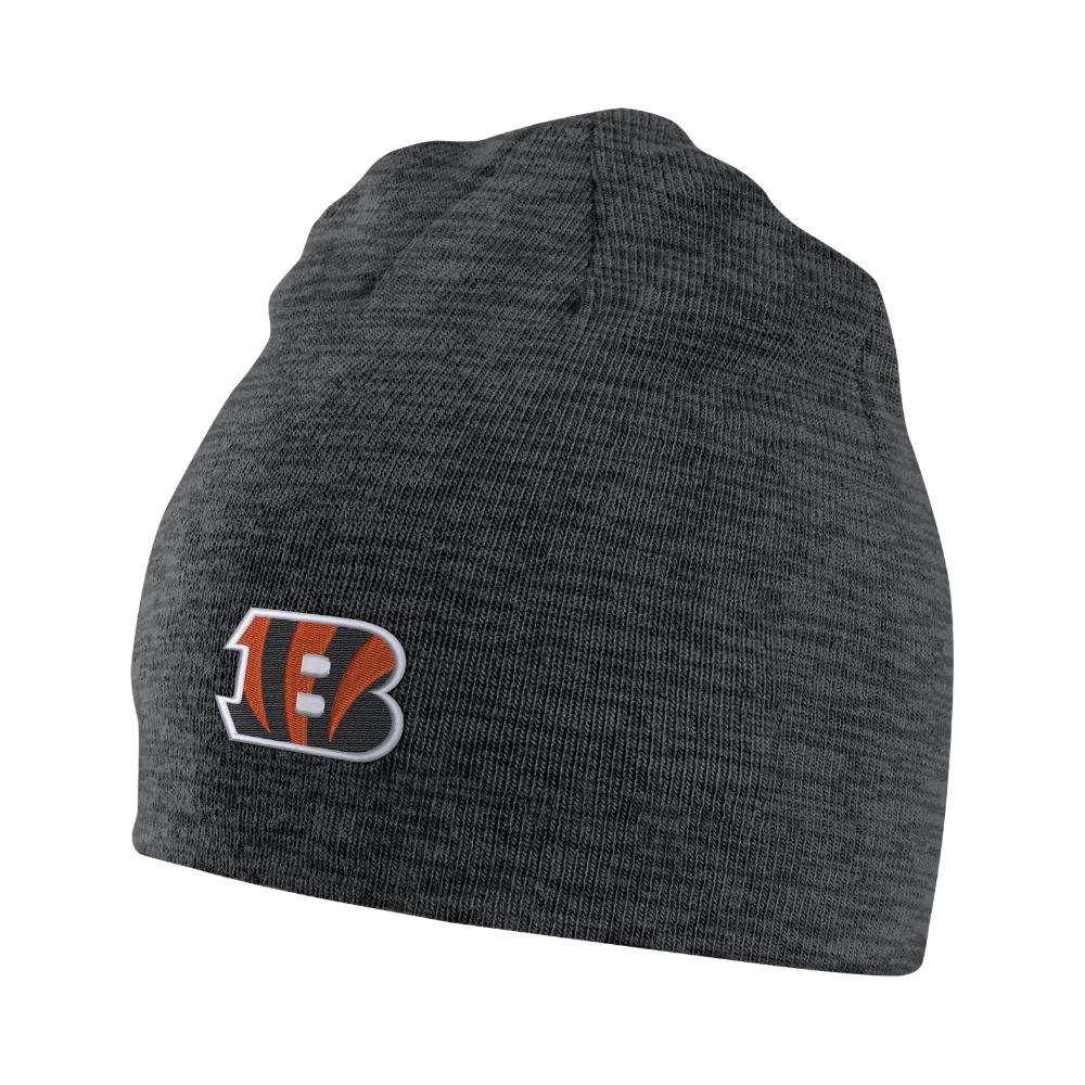 Nike Reversible nfl Bengals Knit Hat black in Black for Men Lyst