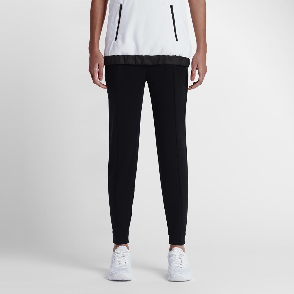 Unique Nike Women39s Tech Fleece Seamed Pant Palm Green Amp Black