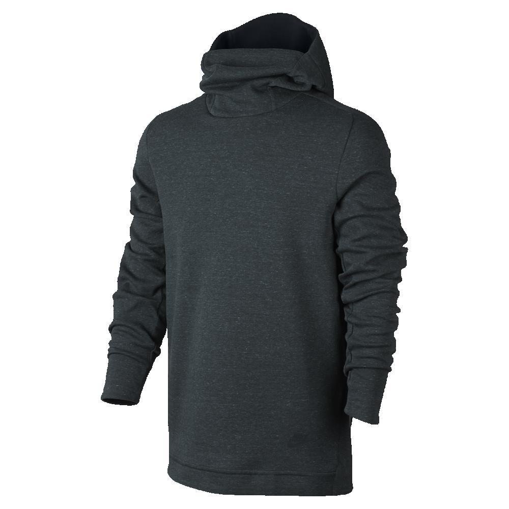 Nike Sportswear Tech Fleece Men S Funnel Neck Hoodie In